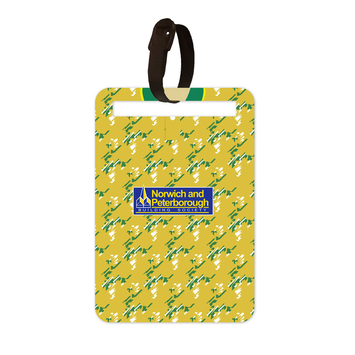 Norwich City 1992-94 Luggage Tag