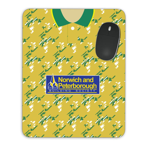 Norwich City 92-94 Mouse Mat