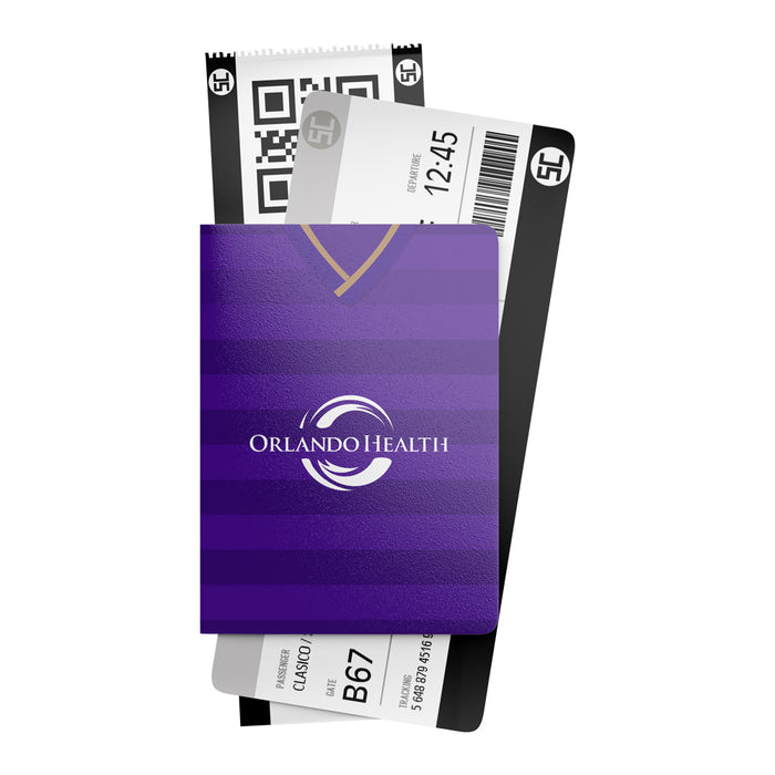 Orlando City 2015 Retro Passport Holder