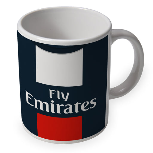 PSG 2012 Retro Ceramic Mug