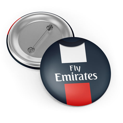 PSG 2012 Button Badge