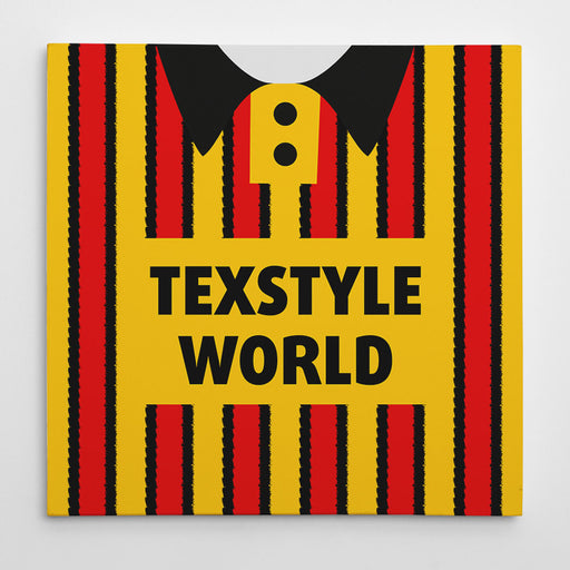 Partick Thistle 1994 Canvas Print