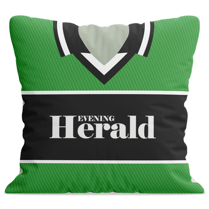 Plymouth Argyle 98-99 Football Cushion