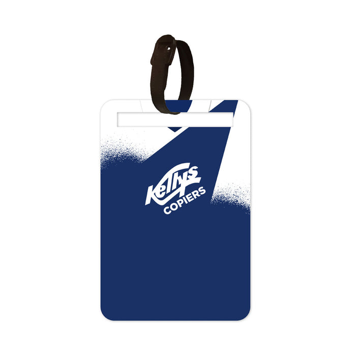 Raith Rovers 1993-94 Luggage Tag