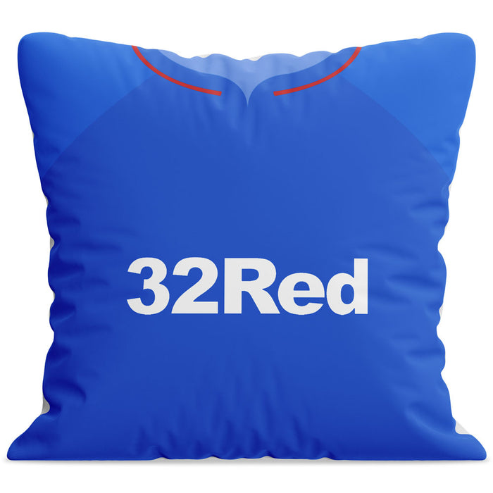 Rangers 18/19 Football Cushion