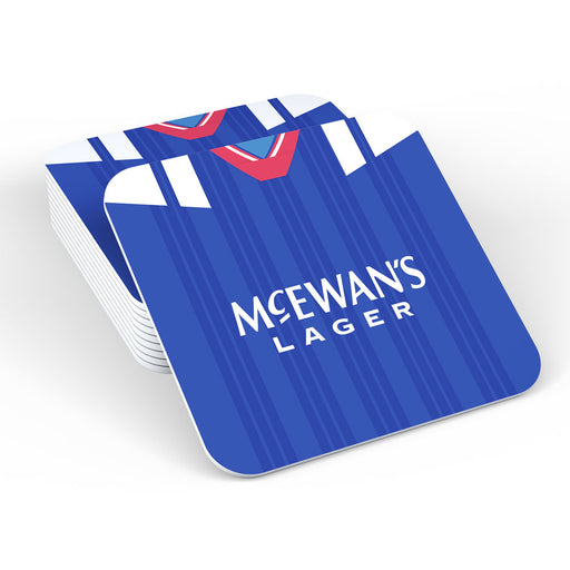 Rangers 1992 Football Retro Coaster