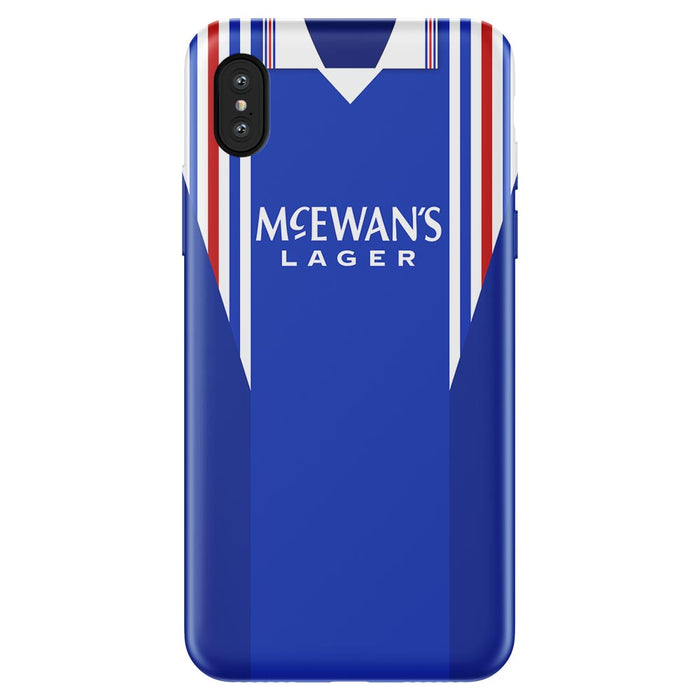 Rangers 1998 iPhone & Samsung Galaxy Phone Case - Soccer Clasico