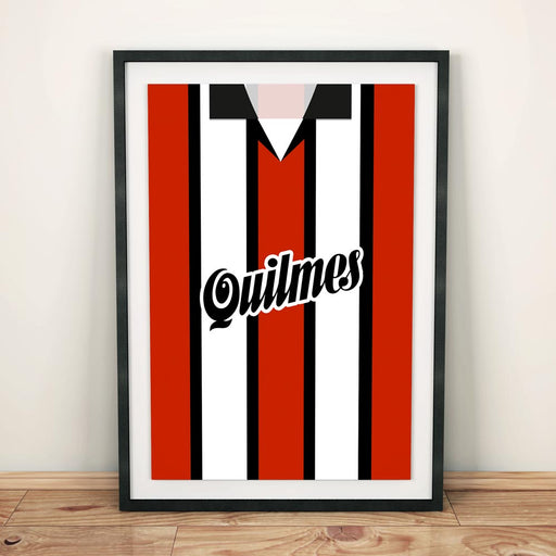 River Plate 1999 Football Shirt Art Print