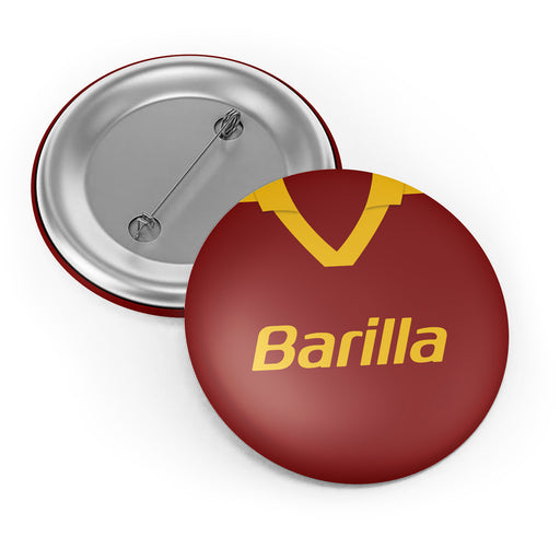 Roma 1991 Button Badge