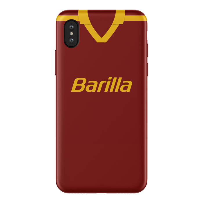 Roma 1991 iPhone & Samsung Galaxy Phone Case - Soccer Clasico