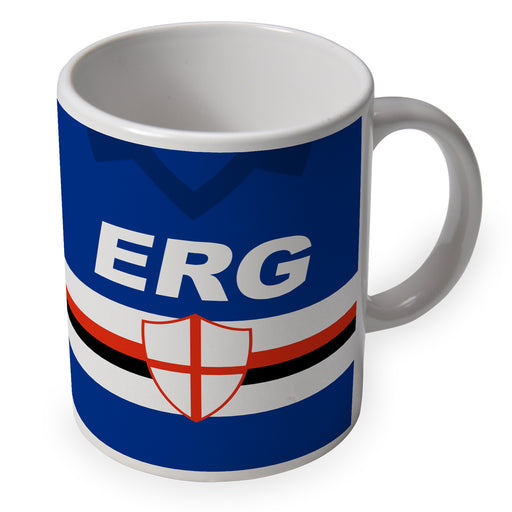 Sampdoria 1991 Retro Ceramic Mug