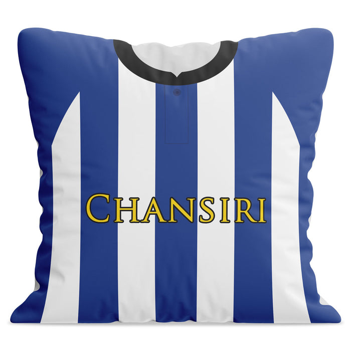 Sheffield Wednesday 18/19 Football Cushion