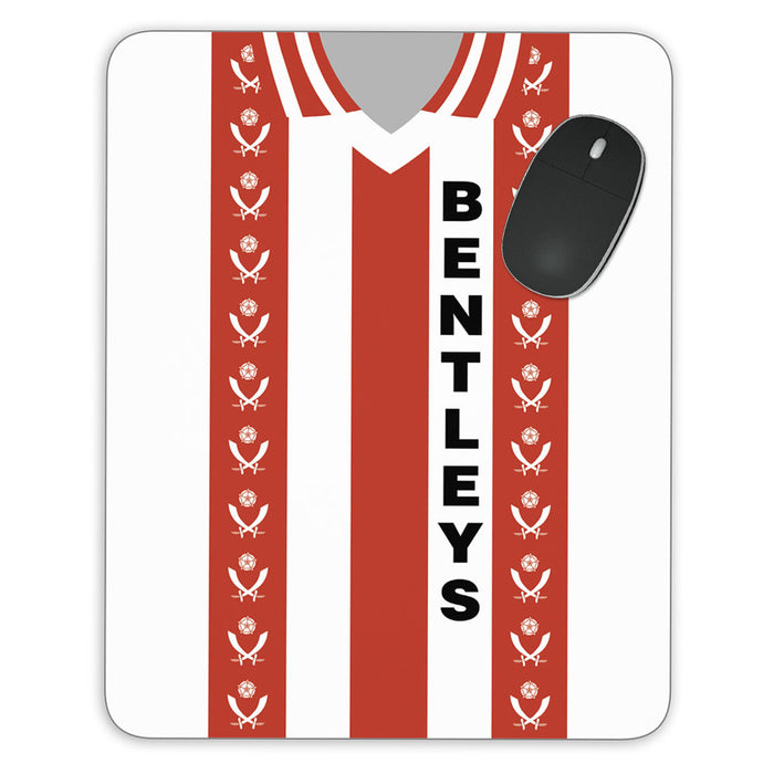 Sheffield United 81-83 Mouse Mat
