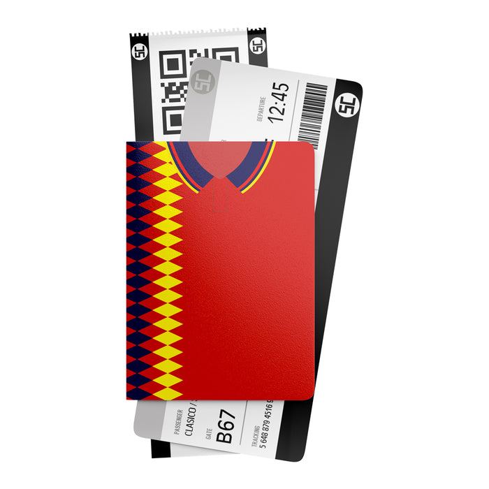 Spain 1994 Retro Passport Holder