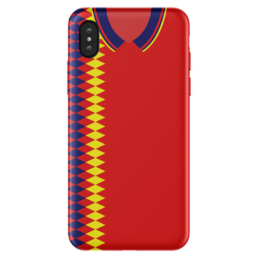Spain 1994 iPhone & Samsung Galaxy Phone Case - Soccer Clasico