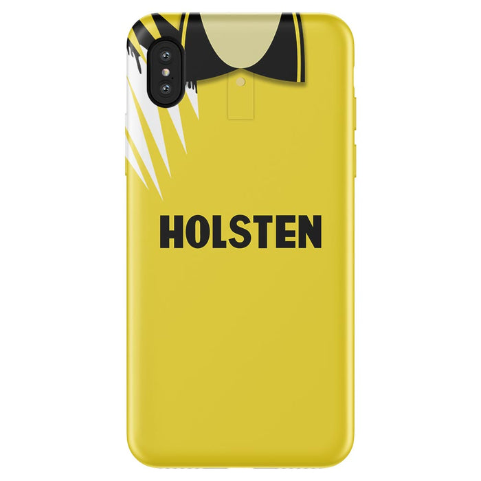 Tottenham 1991 Away iPhone & Samsung Galaxy Phone Case - Soccer Clasico