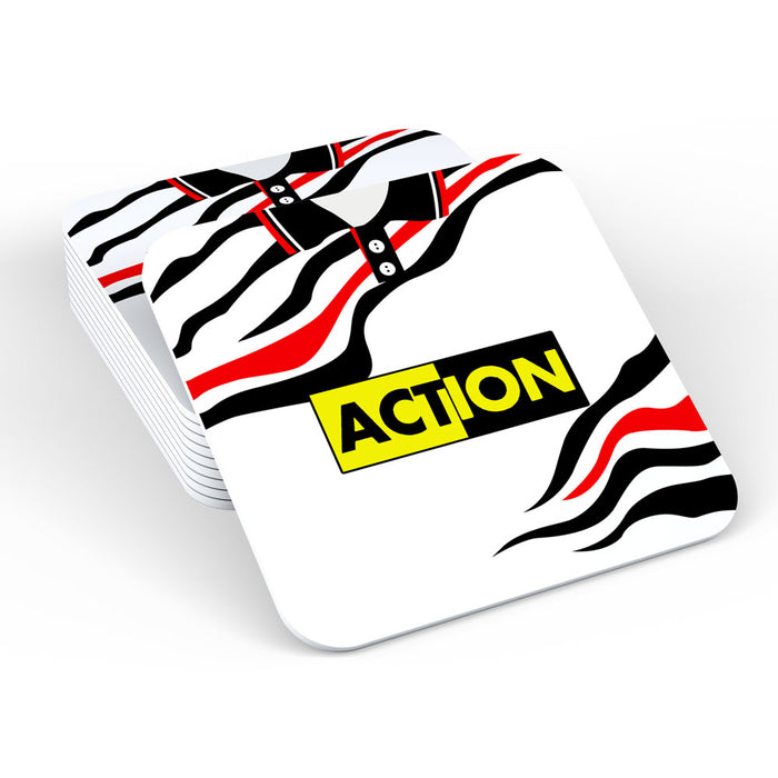 Swansea City 92-93 Football Retro Coaster