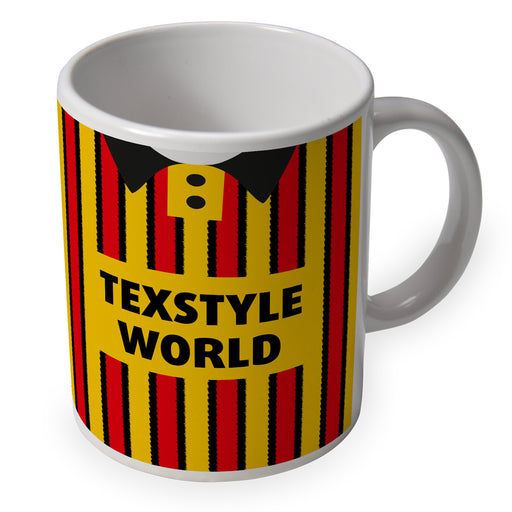 Partick Thistle 1994 Retro Ceramic Mug