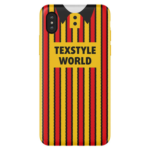 Partick Thistle 1994 iPhone & Samsung Galaxy Phone Case - Soccer Clasico