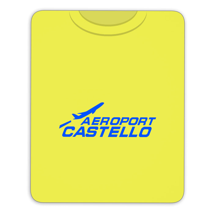 Villarreal 2005 Mouse Mat - Soccer Clasico