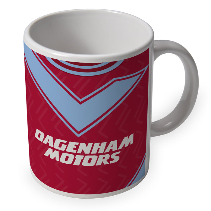 West Ham 1993 Retro Ceramic Mug