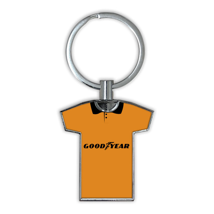 Wolves 1993 Football Shirt Keyring