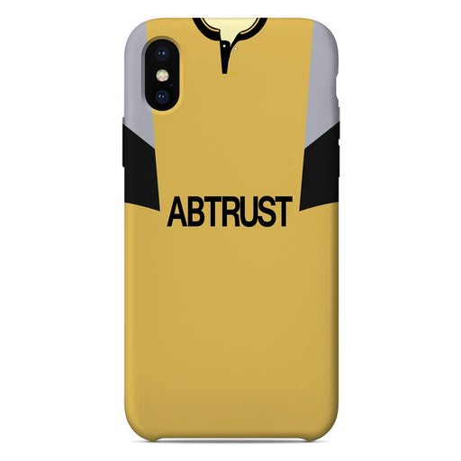 Aberdeen 1989-91 Goalkeeper iPhone & Samsung Galaxy Phone Case