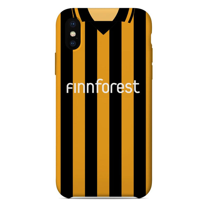 Boston United 2001/02 IPhone & Samsung Galaxy Phone Case