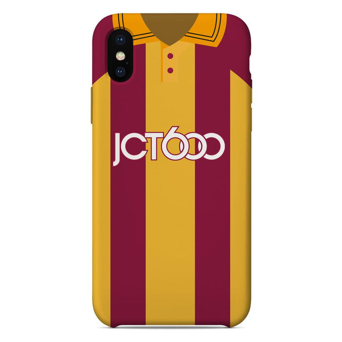 Bradford City 1999-01 IPhone & Samsung Galaxy Phone Case