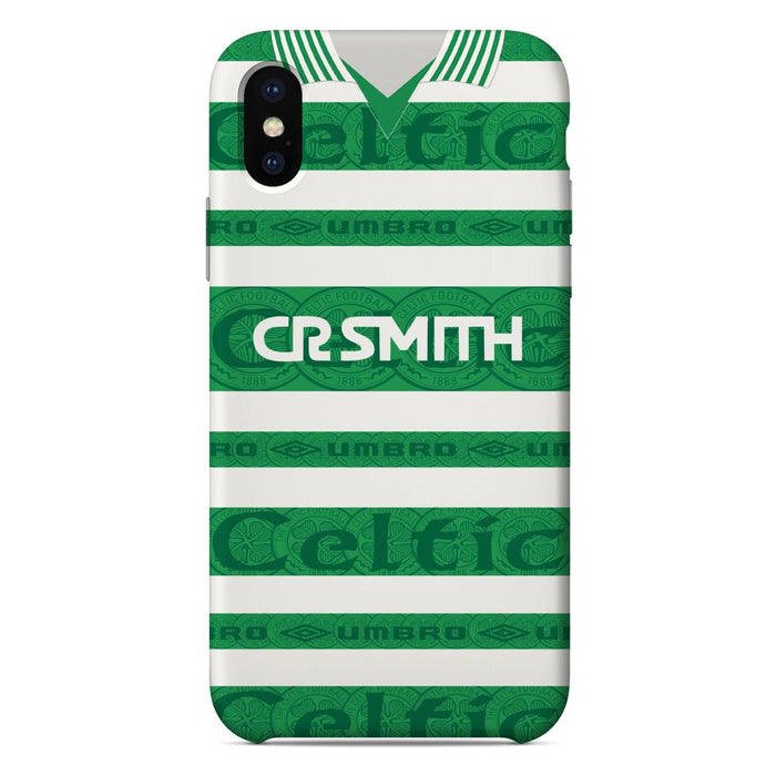 Celtic 1995-97 iPhone & Samsung Galaxy Phone Case