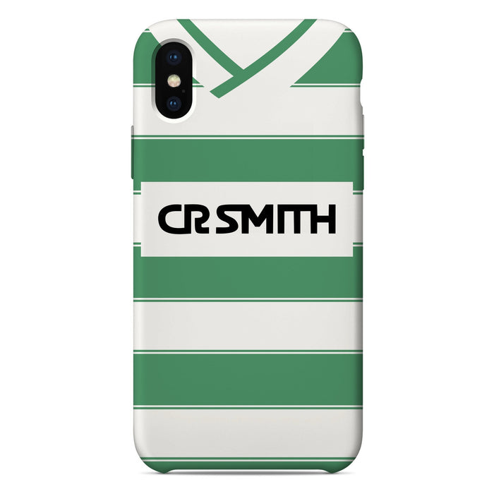 Celtic 1985-87 iPhone & Samsung Galaxy Phone Case