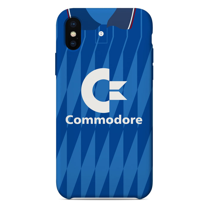 Chelsea 1989-91 iPhone & Samsung Galaxy Phone Case