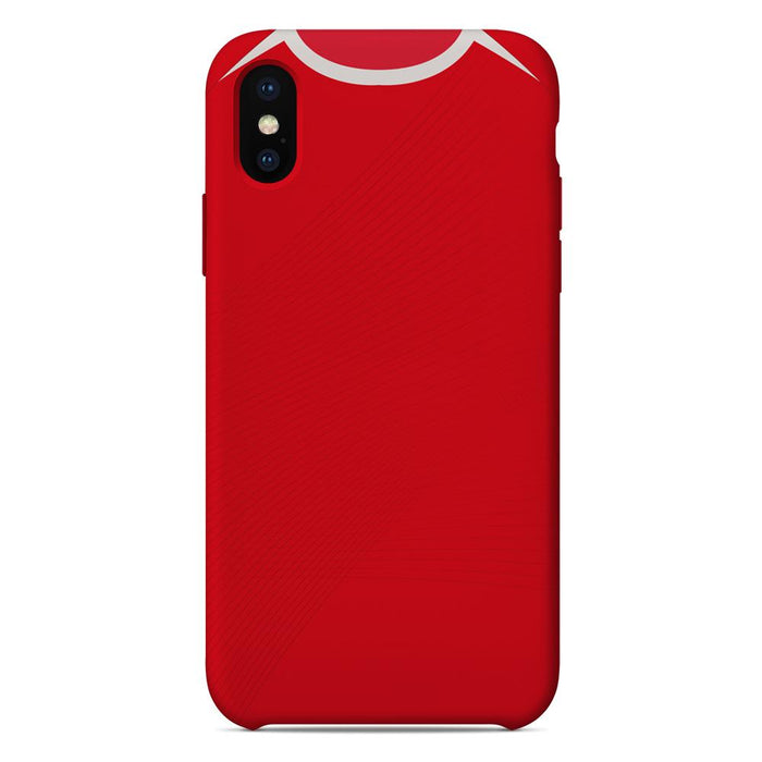 Costa Rica World Cup 2018 Home iPhone & Samsung Galaxy Phone Case