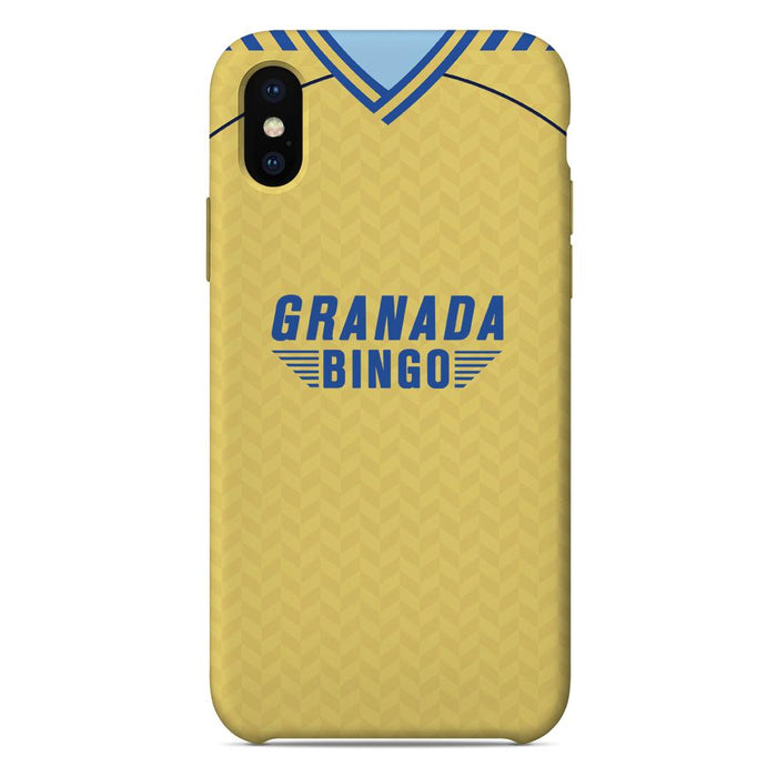 Coventry City 1987-88 Away iPhone & Samsung Galaxy Phone Case