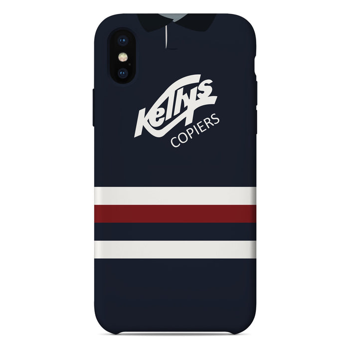 Dundee 1992-93 iPhone & Samsung Galaxy Phone Case