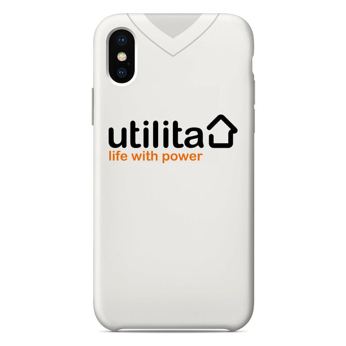 Dundee United 2018-19 Away iPhone & Samsung Galaxy Phone Case