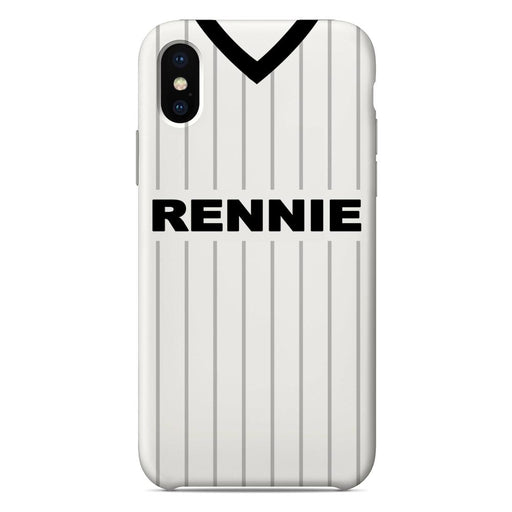 Dunfermline 1985-86 iPhone & Samsung Galaxy Phone Case