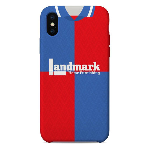Dunfermline 1995-97 Away iPhone & Samsung Galaxy Phone Case
