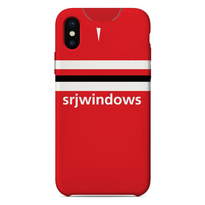 Dunfermline 2016-17 Away iPhone & Samsung Galaxy Phone Case