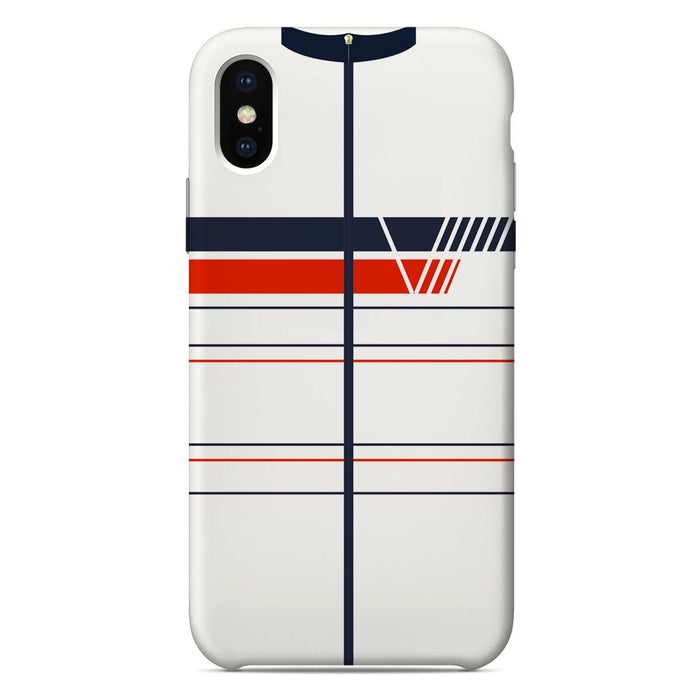 England World Cup 1986 Tracksuit iPhone & Samsung Galaxy Phone Case