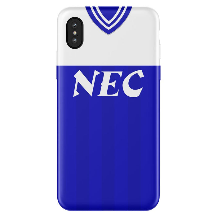 Everton 1985 iPhone & Samsung Galaxy Phone Case - Soccer Clasico