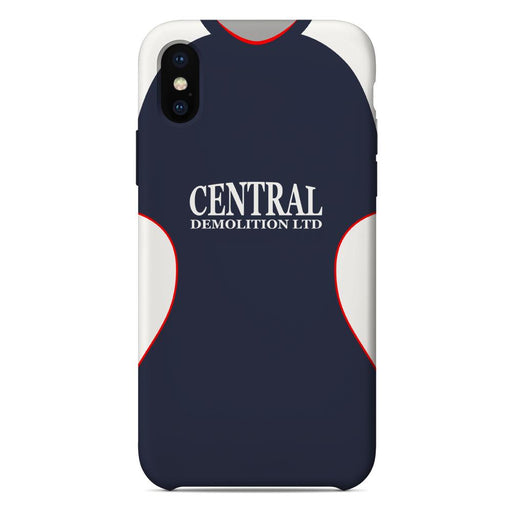 Falkirk 2009-10 iPhone & Samsung Galaxy Phone Case