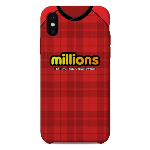 Greenock Morton 2017-18 Away iPhone & Samsung Galaxy Phone Case