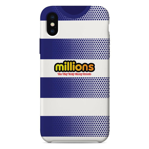 Greenock Morton 2018-19 iPhone & Samsung Galaxy Phone Case