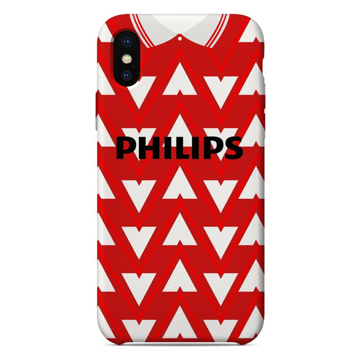 Hamilton Accies 1991-93 iPhone & Samsung Galaxy Phone Case