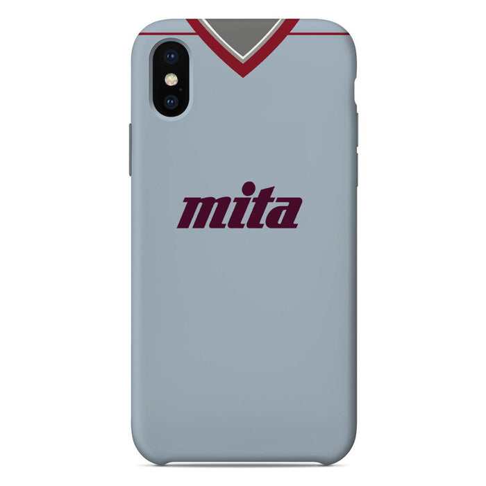 Hearts 1985-86 Away iPhone & Samsung Galaxy Phone Case