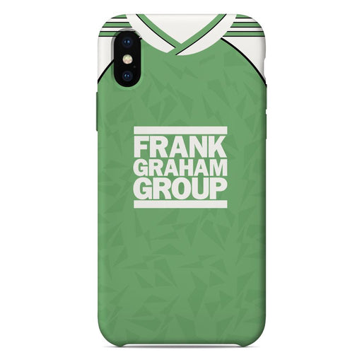 Hibs 1989-91 iPhone & Samsung Galaxy Phone Case