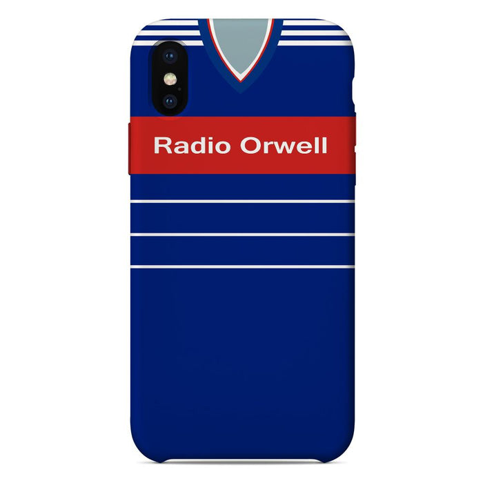 Ipswich 1985-86 iPhone & Samsung Galaxy Phone Case