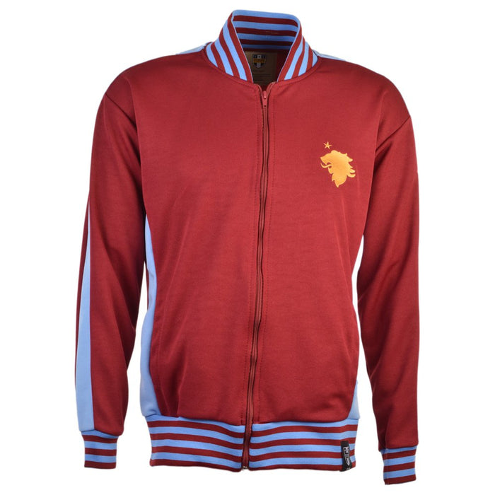 Aston Villa Retro Track Top