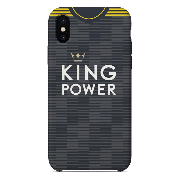 Leicester City 2018-19 Away iPhone & Samsung Galaxy Phone Case